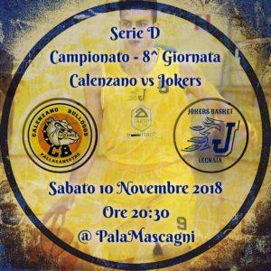 CALENZANO - JOKERS BASKET 62 - 46 @ PalaMascagni | Calenzano | Toscana | Italia