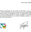 LA FIP DICHIARA CONCLUSA LA STAGIONE SPORTIVA 2019/2020